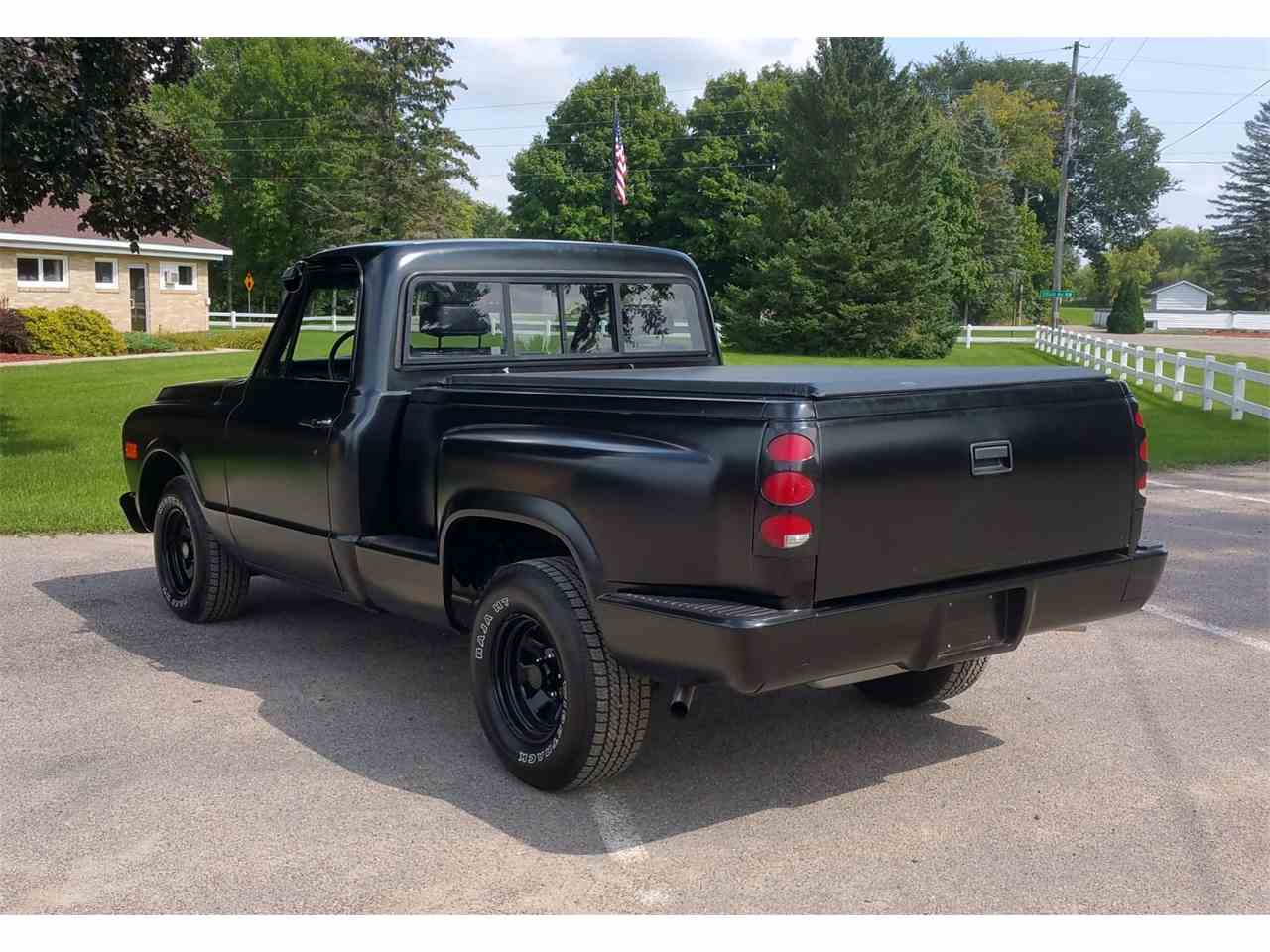 Large Picture of Classic 1972 Chevrolet C10 located in Maple Lake Minnesota - LV3H