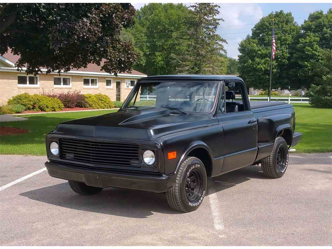 Large Picture of Classic '72 C10 located in Minnesota - $14,950.00 Offered by Silver Creek Classics - LV3H