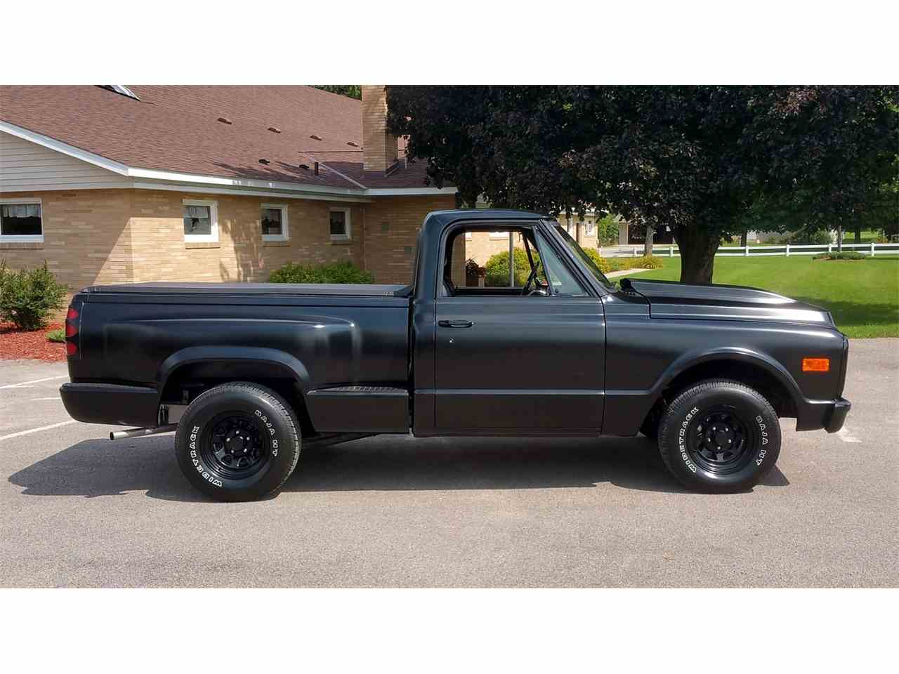 Large Picture of '72 Chevrolet C10 located in Maple Lake Minnesota - $14,950.00 Offered by Silver Creek Classics - LV3H
