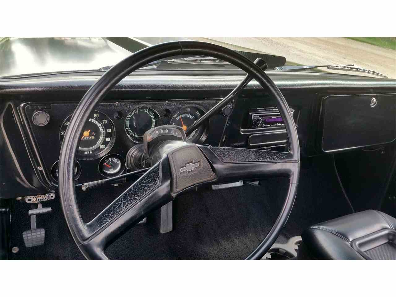 Large Picture of '72 Chevrolet C10 Offered by Silver Creek Classics - LV3H