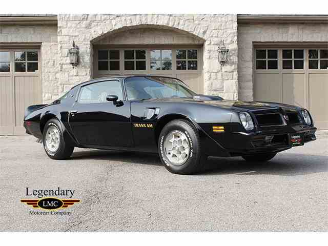 Picture of '76 Firebird Trans Am - M0ZQ