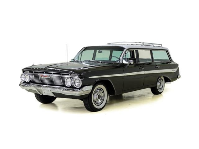 Picture of '61 Nomad - M0ZR