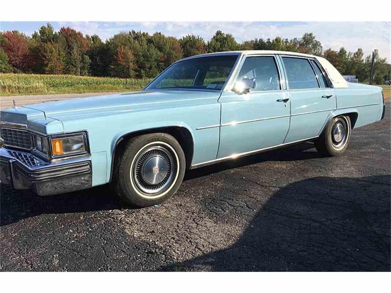 1977 Cadillac DeVille for Sale | ClicCars.com | CC-1027782