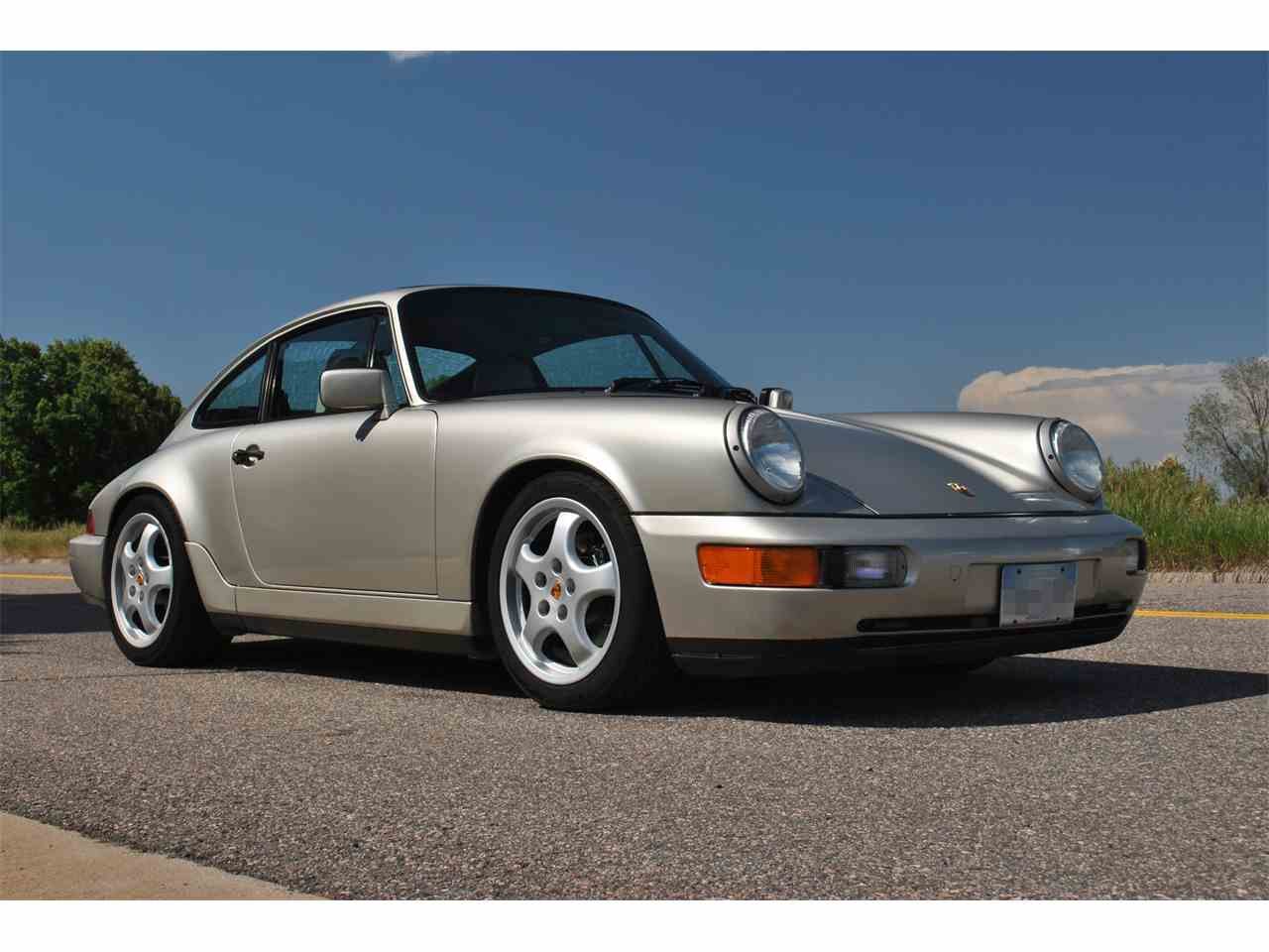1990 Porsche 911 Carrera for Sale | ClicCars.com | CC-1027823