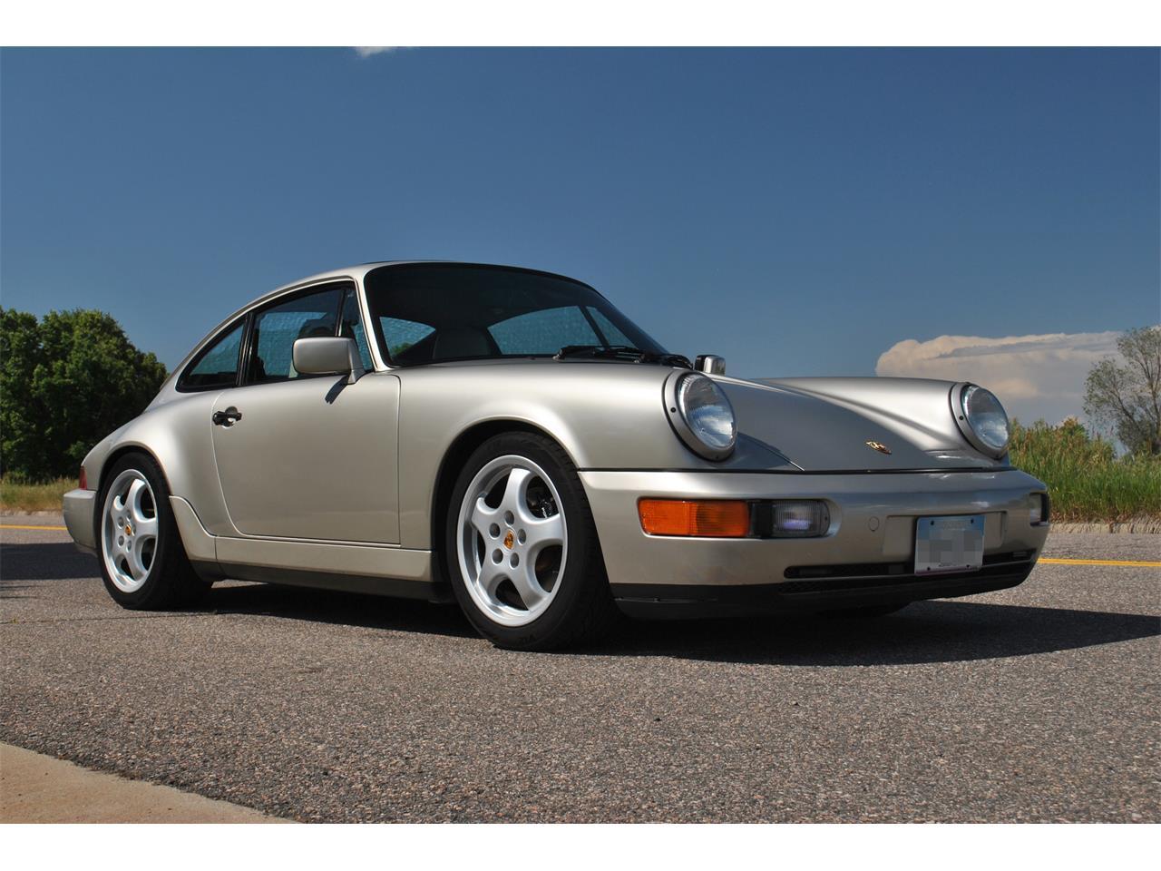 1990 porsche 911 carrera for sale | classiccars | cc-1027823