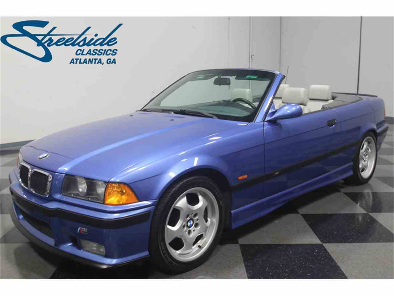 Large Picture of '98 BMW M3 located in Lithia Springs Georgia - $11,995.00 Offered by Streetside Classics - Atlanta - LVN8