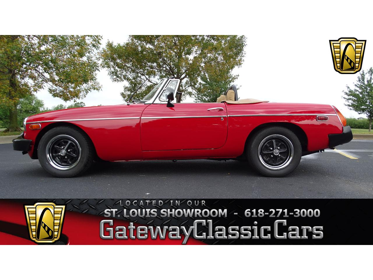 Large Picture of '78 MGB - $11,995.00 Offered by Gateway Classic Cars - St. Louis - LVNA