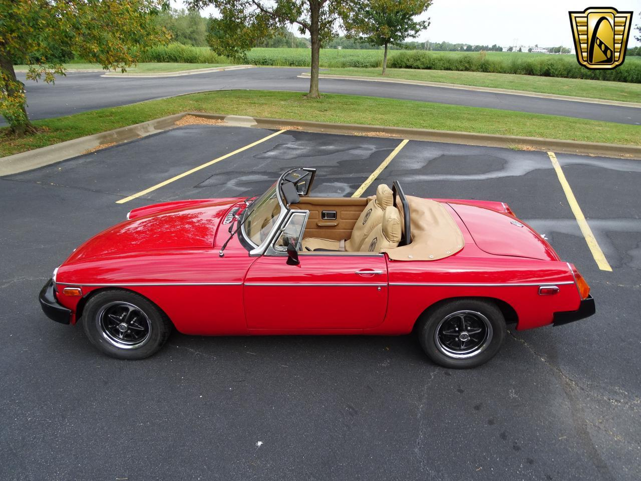 Large Picture of 1978 MGB located in O'Fallon Illinois Offered by Gateway Classic Cars - St. Louis - LVNA