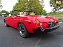 Picture of 1978 MGB located in O'Fallon Illinois Offered by Gateway Classic Cars - St. Louis - LVNA
