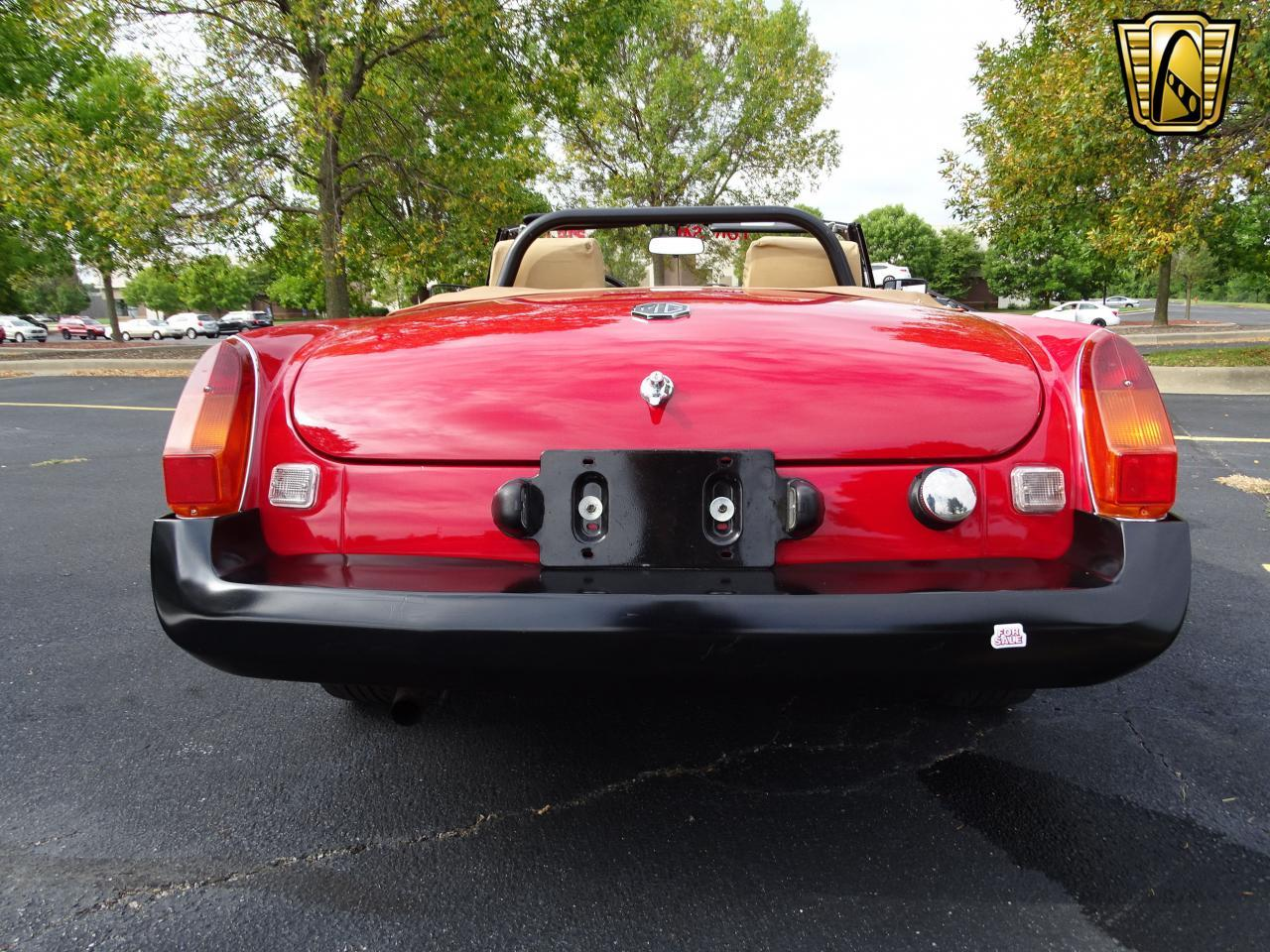 Large Picture of '78 MG MGB - $11,995.00 Offered by Gateway Classic Cars - St. Louis - LVNA
