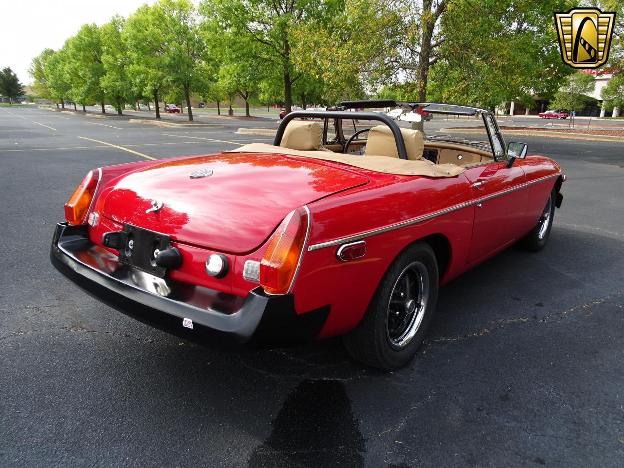 Large Picture of 1978 MGB - $11,995.00 - LVNA