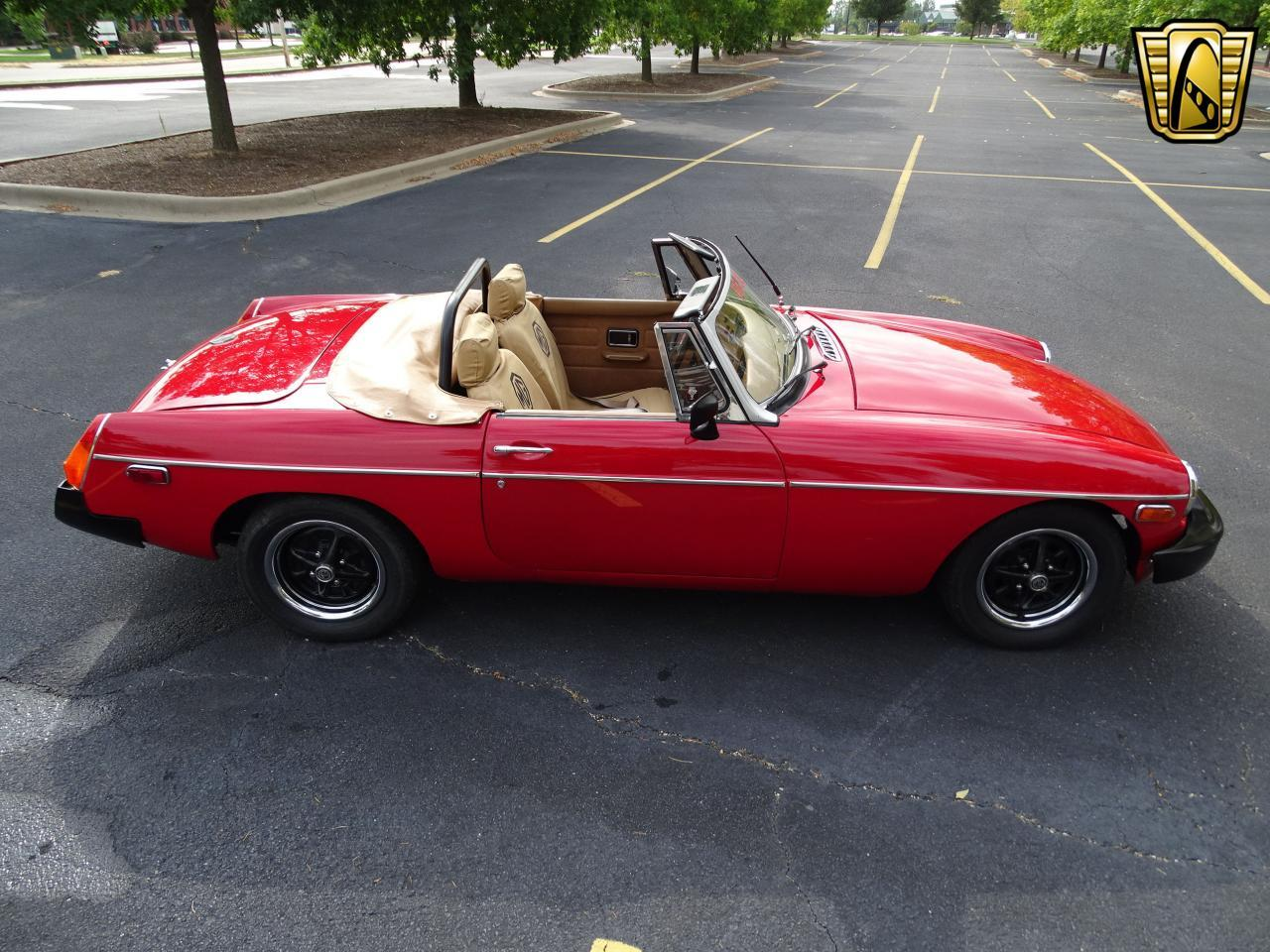 Large Picture of '78 MG MGB located in O'Fallon Illinois - $11,995.00 Offered by Gateway Classic Cars - St. Louis - LVNA