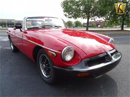 Picture of '78 MG MGB located in Illinois - $11,995.00 Offered by Gateway Classic Cars - St. Louis - LVNA