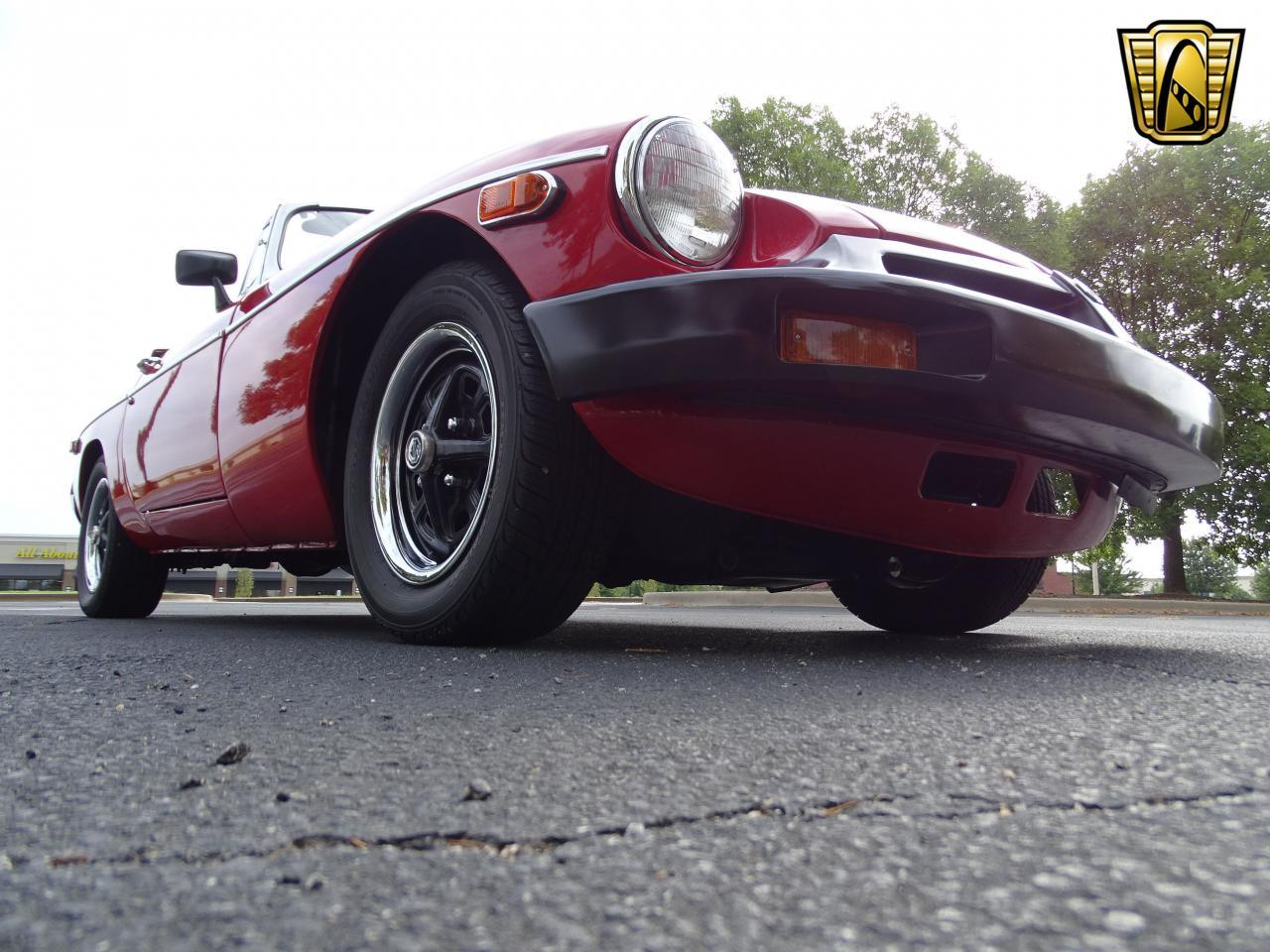 Large Picture of 1978 MGB Offered by Gateway Classic Cars - St. Louis - LVNA