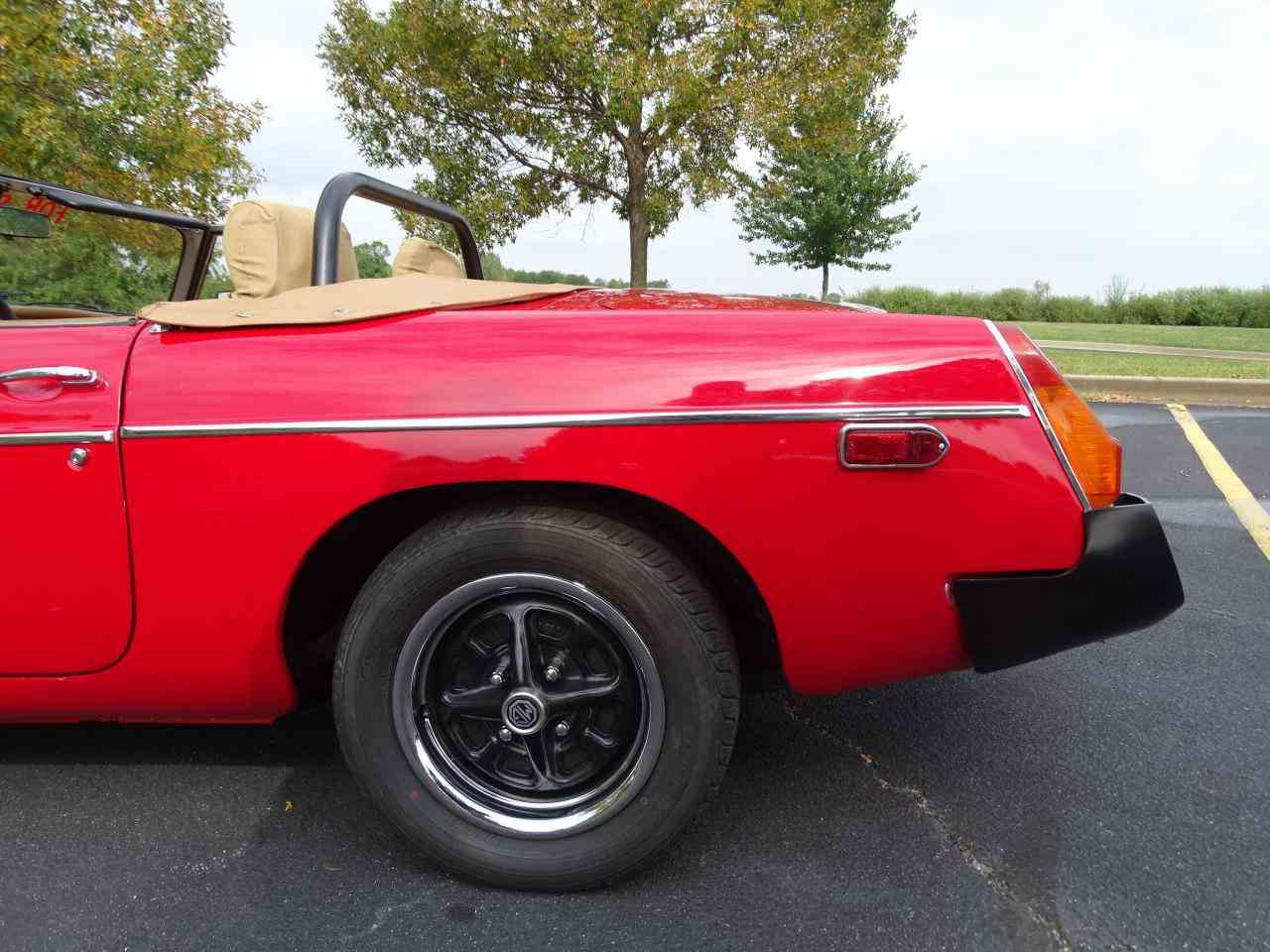 Large Picture of '78 MGB - LVNA
