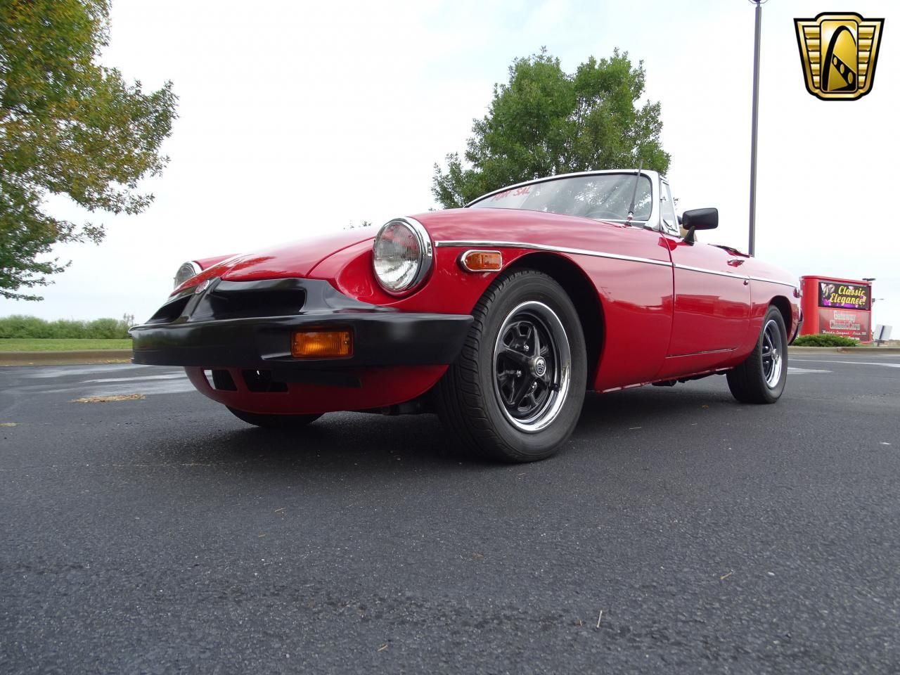 Large Picture of '78 MG MGB - $11,995.00 - LVNA