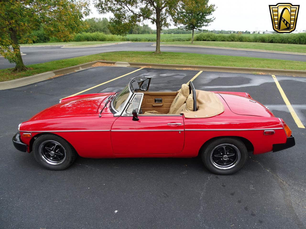 Large Picture of '78 MG MGB Offered by Gateway Classic Cars - St. Louis - LVNA