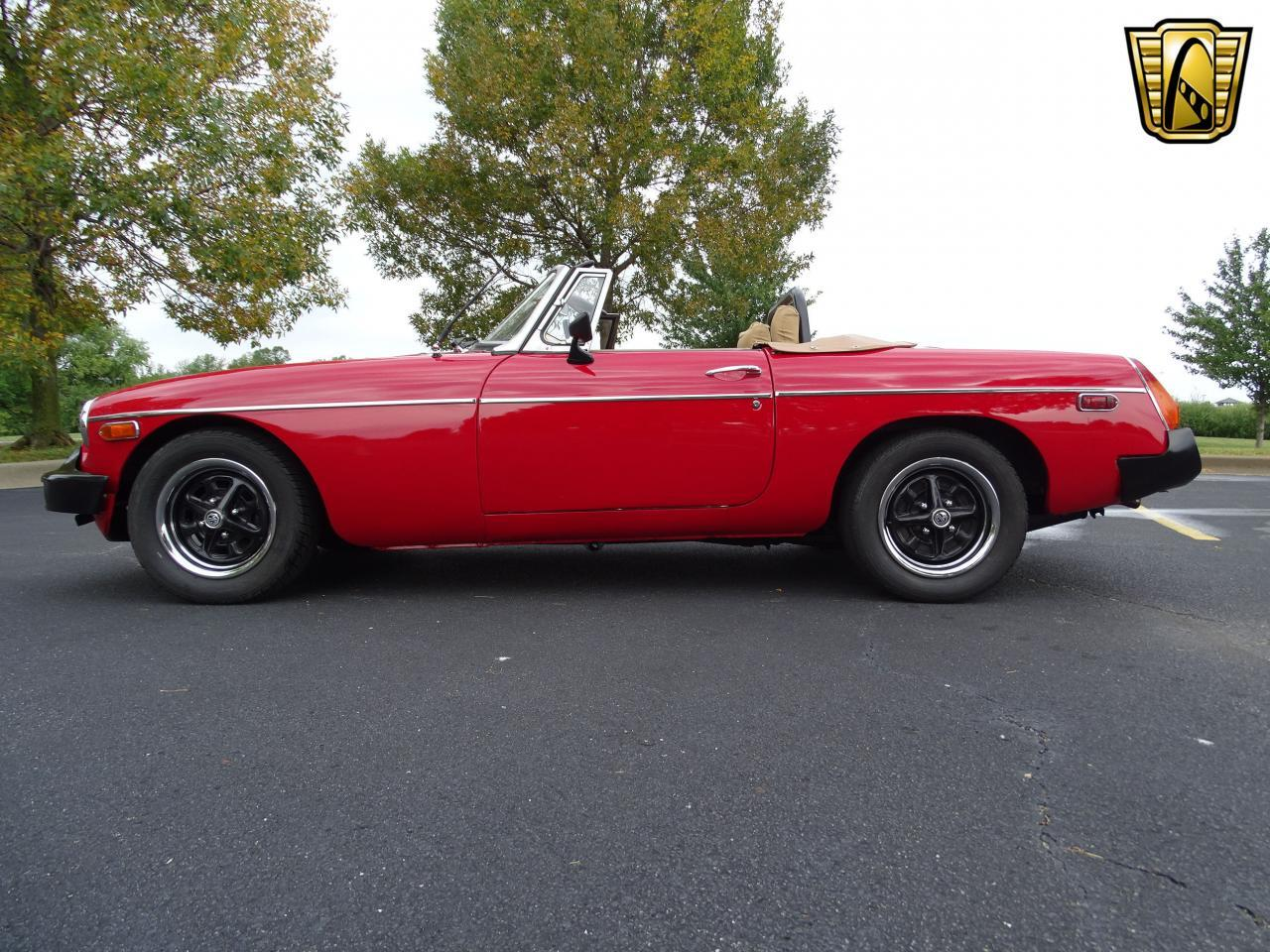 Large Picture of 1978 MG MGB - $11,995.00 - LVNA