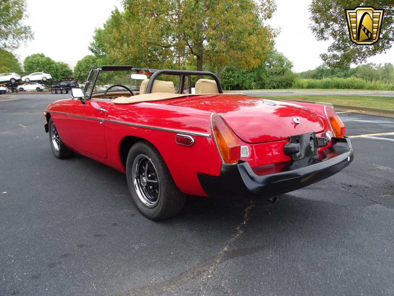 Large Picture of '78 MG MGB located in O'Fallon Illinois Offered by Gateway Classic Cars - St. Louis - LVNA