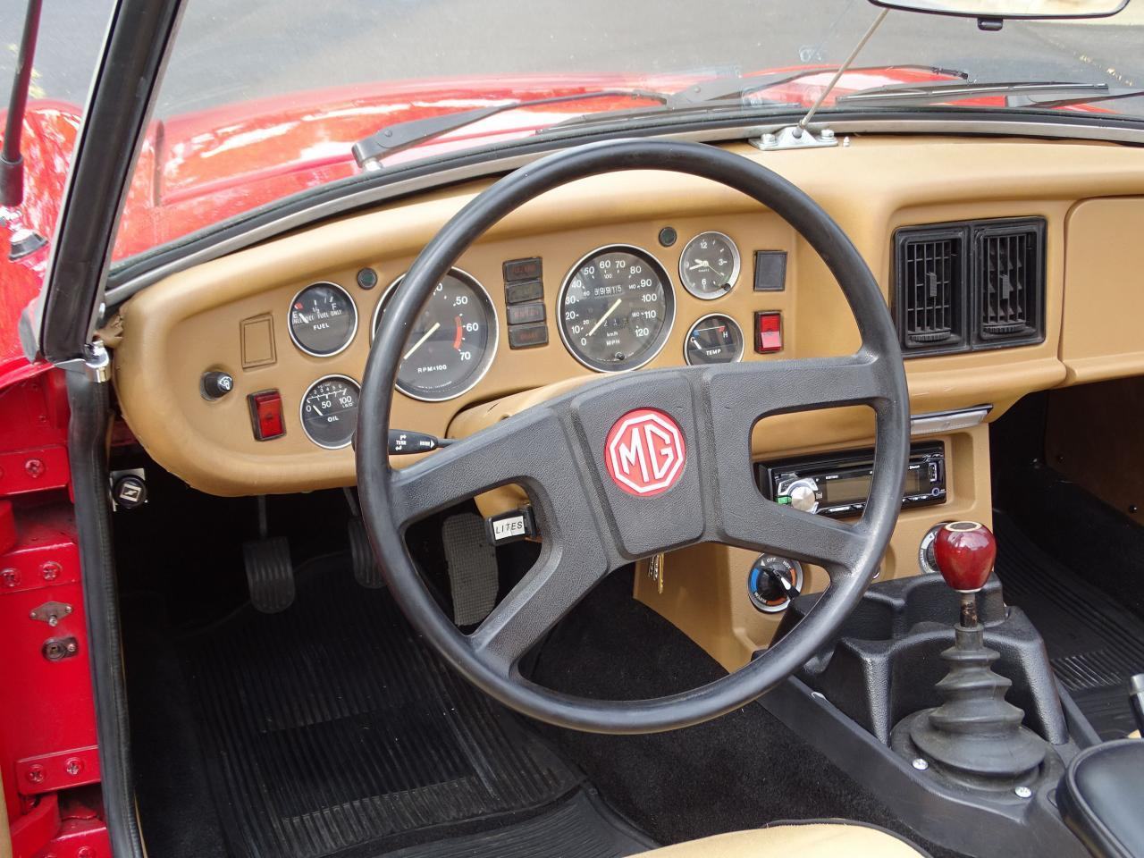 Large Picture of 1978 MG MGB Offered by Gateway Classic Cars - St. Louis - LVNA