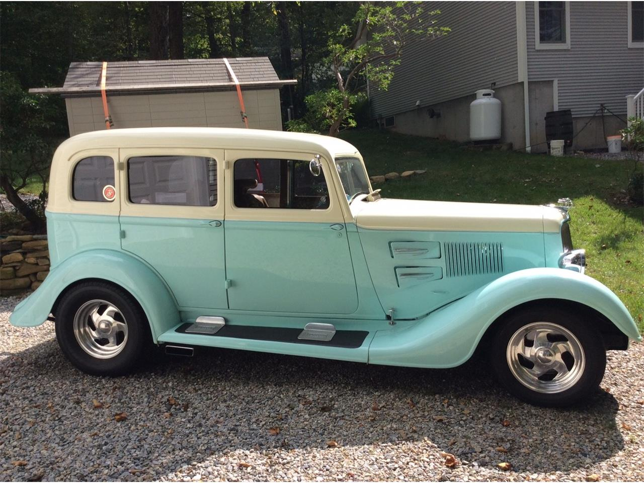 Large Picture of 1934 Plymouth Street Rod located in Connecticut - M150