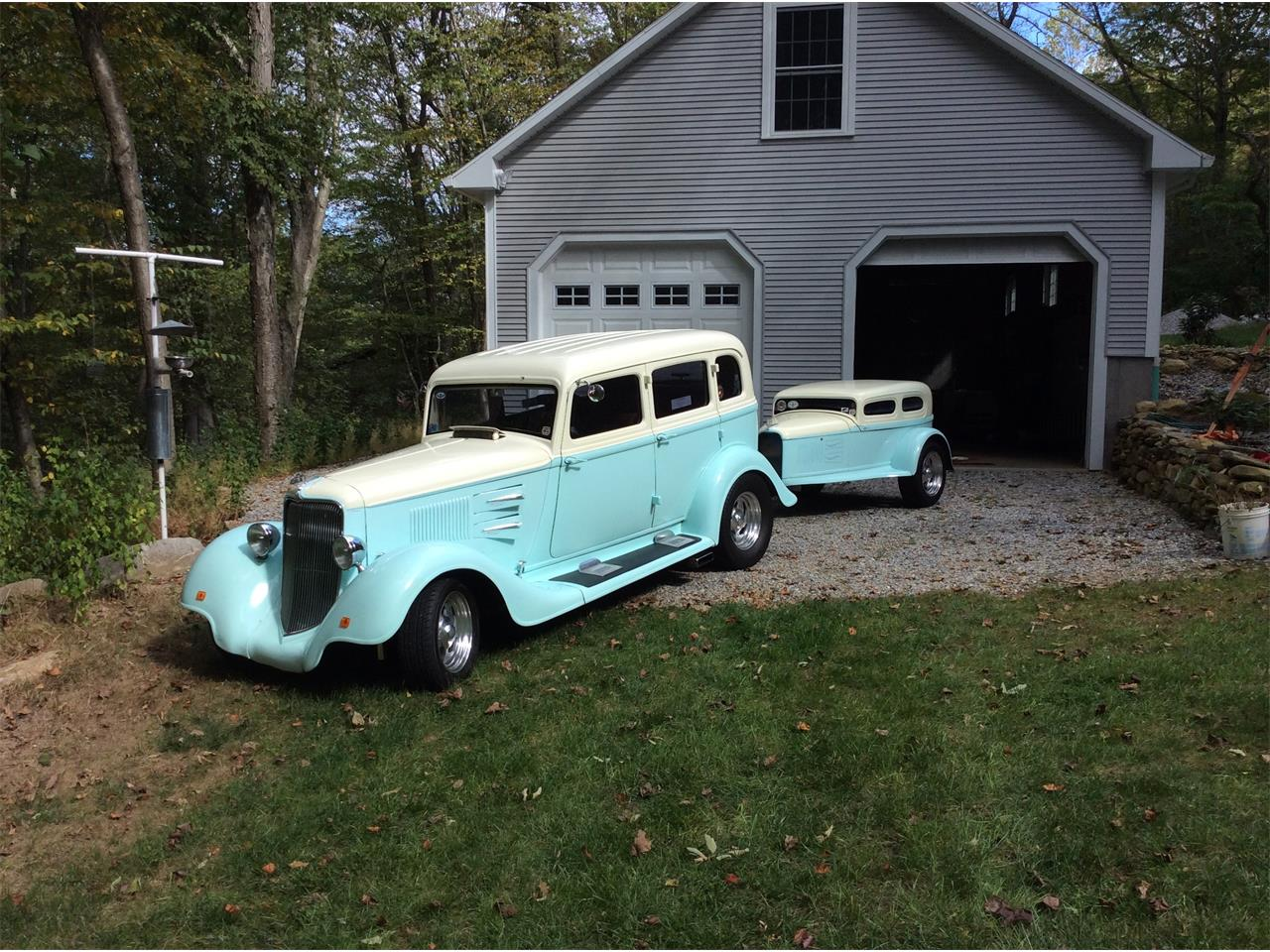 Large Picture of Classic 1934 Street Rod Offered by a Private Seller - M150