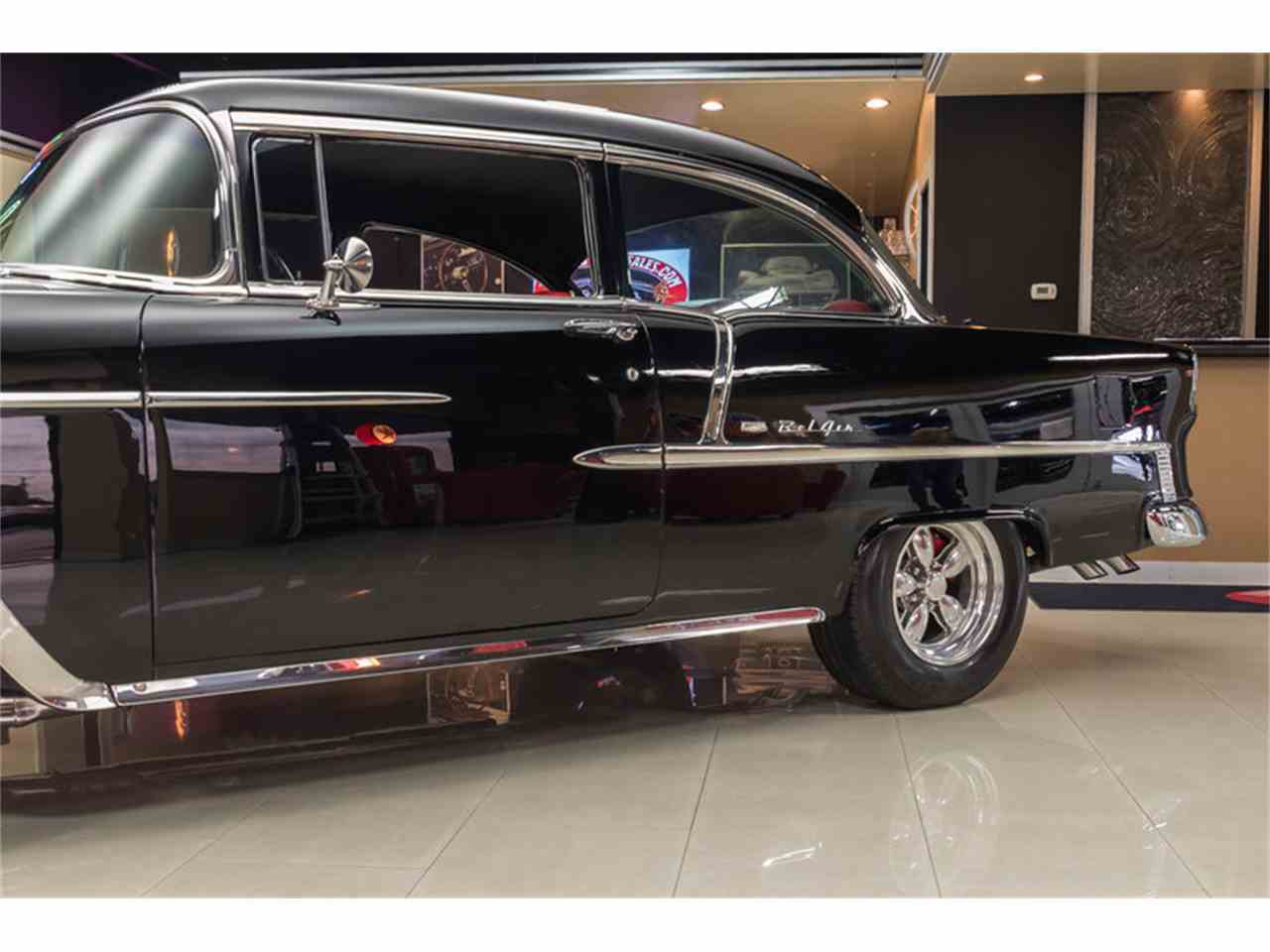 Large Picture of '55 Bel Air - LVNC