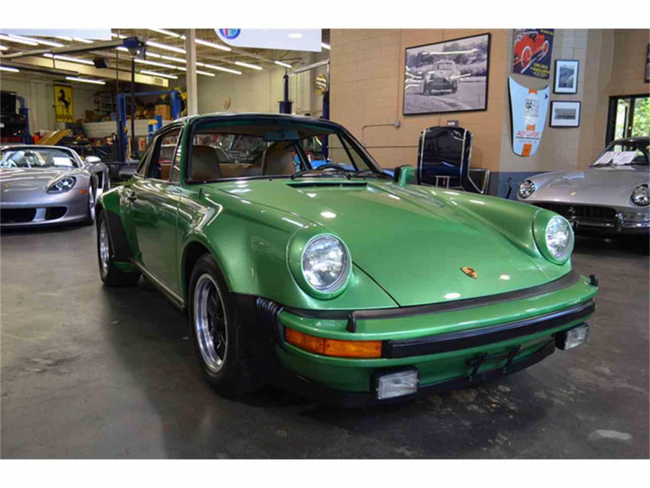 1976 Porsche 911 930 For Sale: 1976 Porsche 911 Carrera Turbo For Sale