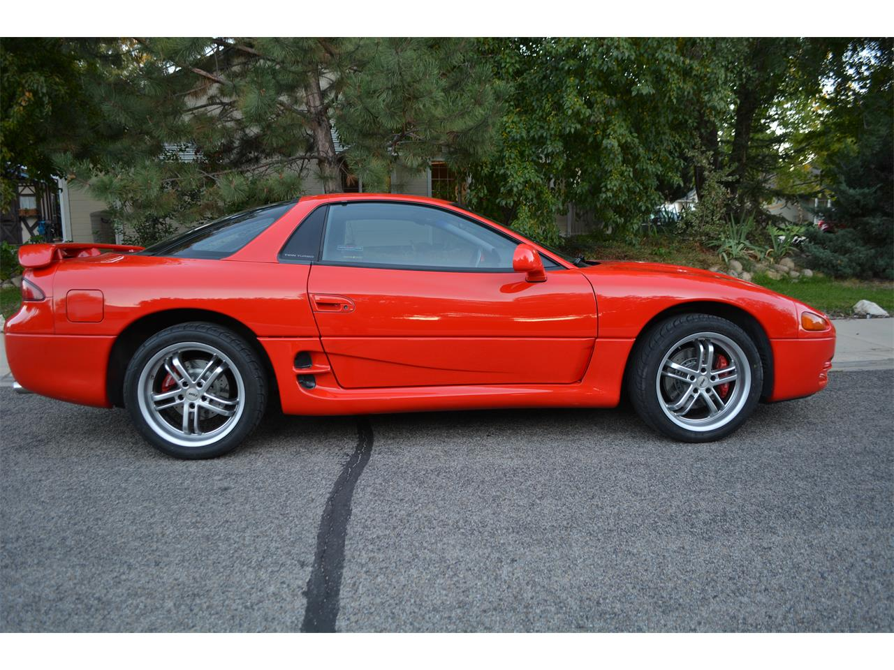 For Sale: 1995 Mitsubishi 3000GT VR4 in Meridian, Idaho