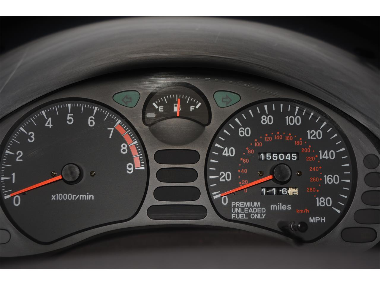 1995 Mitsubishi 3000gt Vr4 For Sale Cc 1027955 1991 Tachometer Wiring Diagram Large Picture Of 95 M16b
