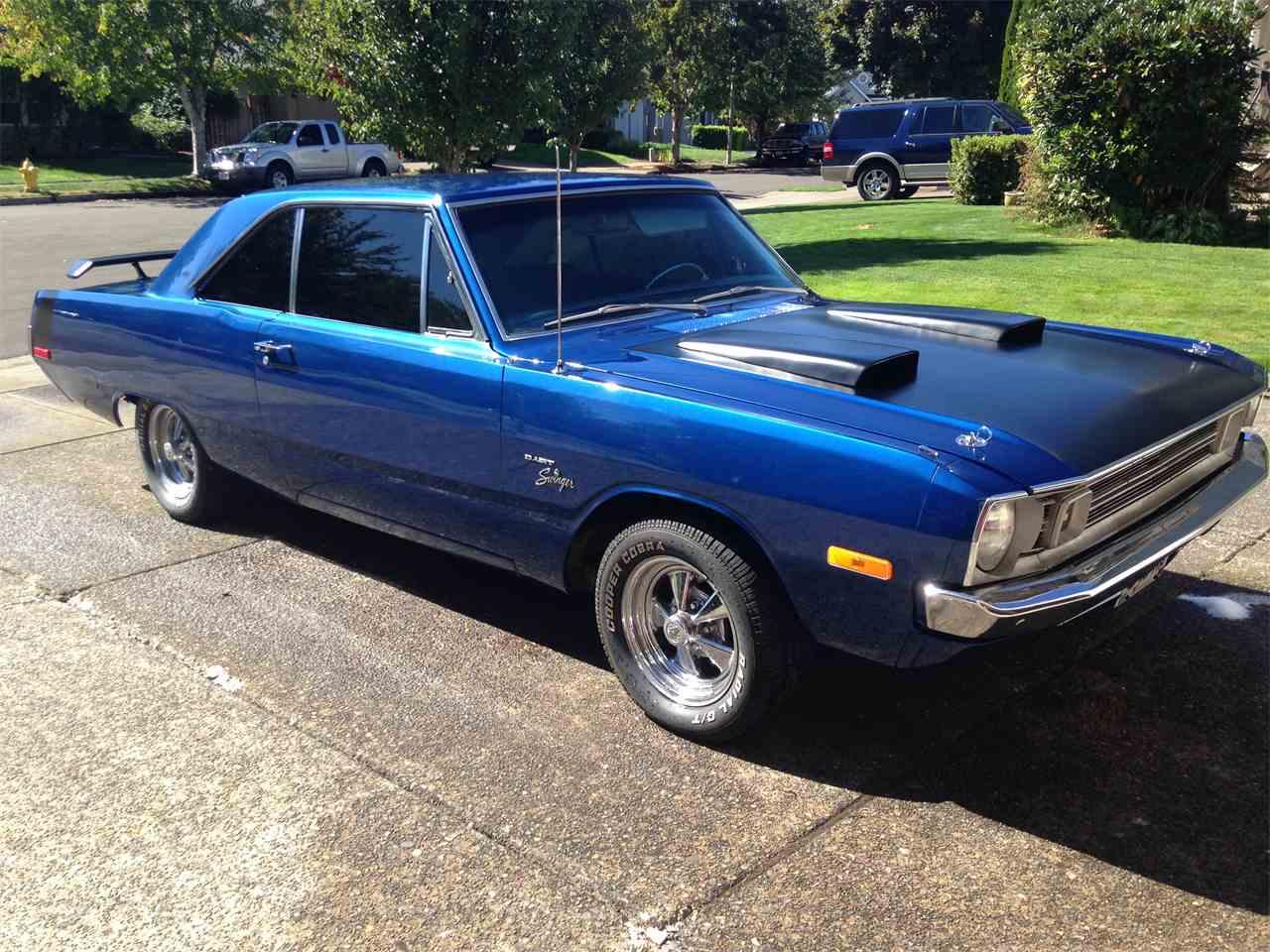 1972 Dodge Dart Swinger for Sale | ClicCars.com | CC-1027956