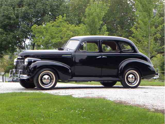 Picture of '40 Master Deluxe Sport Sedan - M17W