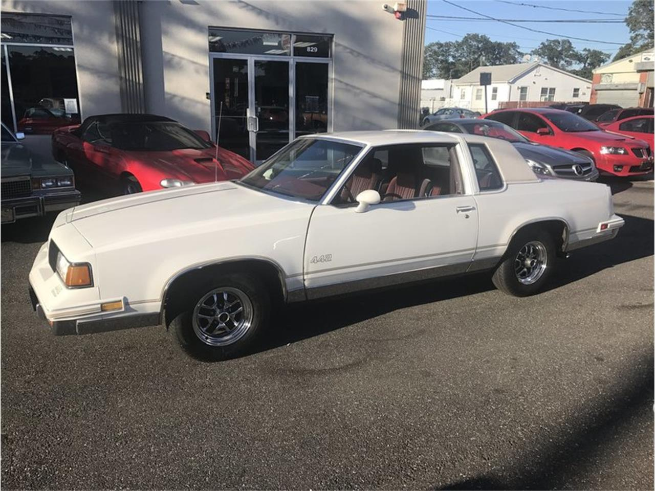Large Picture Of 87 Cutlass 442 Located In West Babylon New York Offered By Hollywood