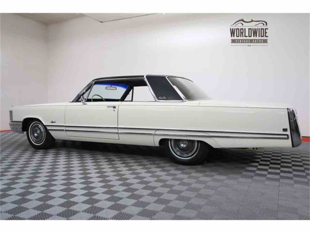 1968 Chrysler Imperial for Sale | ClassicCars.com | CC-1028056