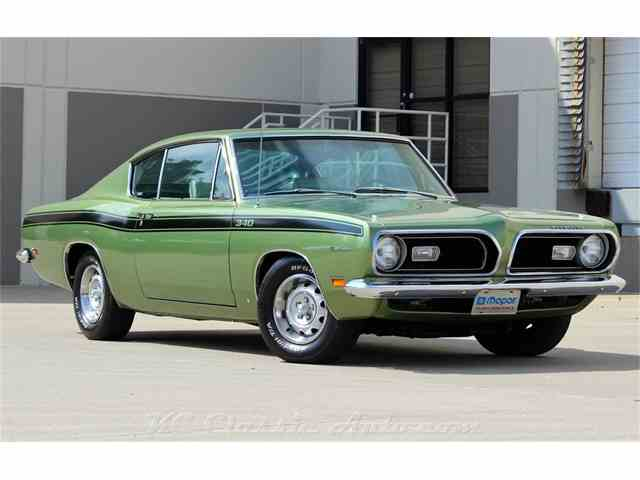 Picture of '69 Barracuda - M19B