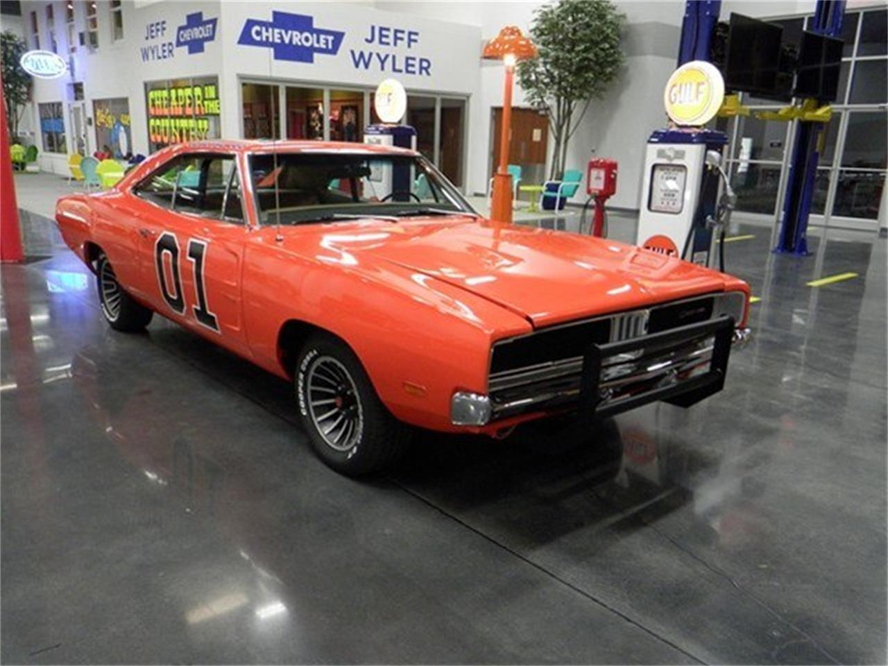 1969 Dodge Charger General Lee Classic Muscle Car For Sale