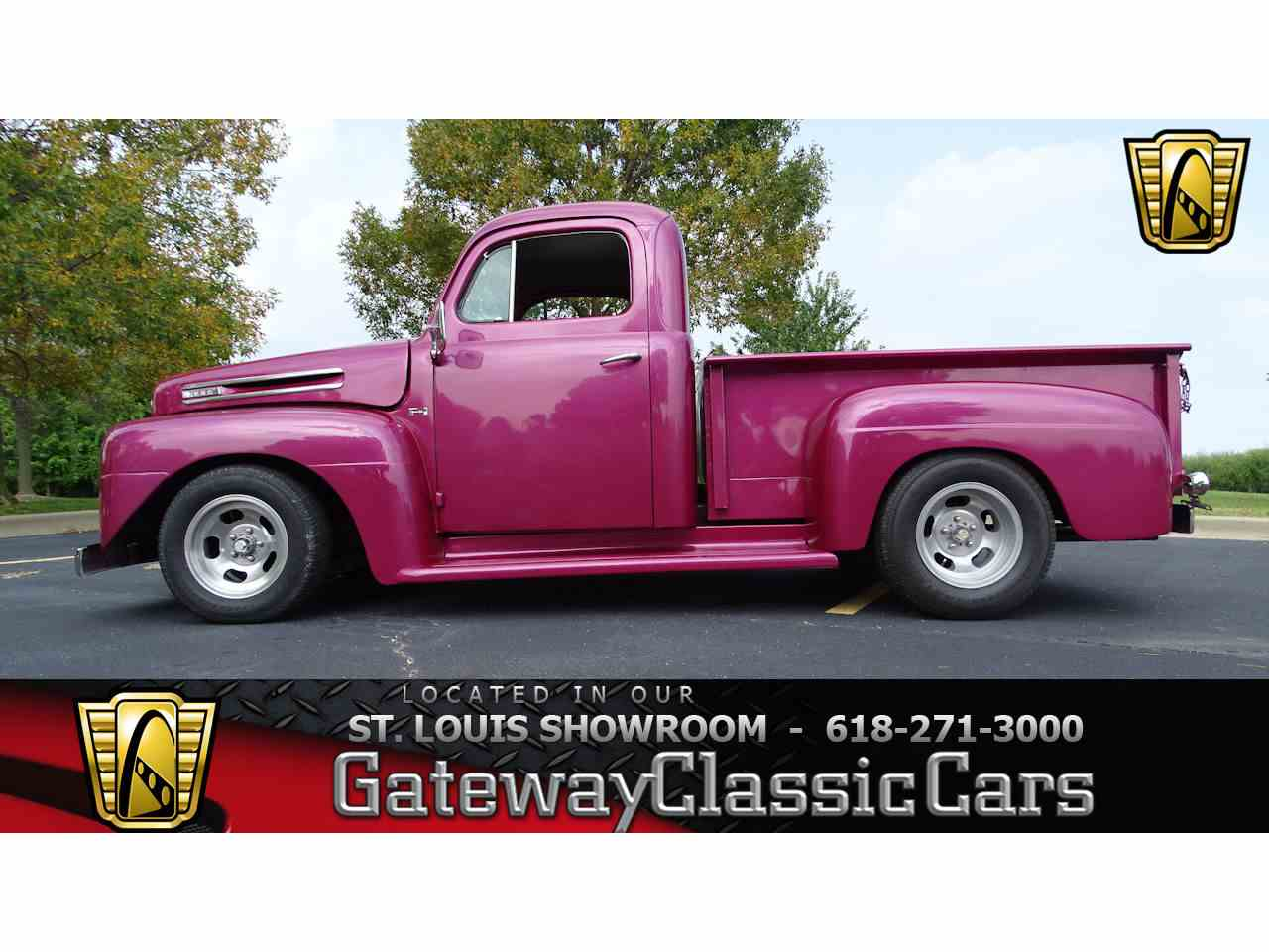 Large Picture of Classic '50 Pickup located in Illinois - $23,995.00 Offered by Gateway Classic Cars - St. Louis - LVNS