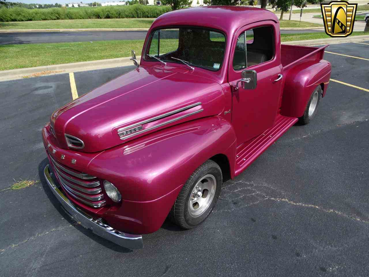 Large Picture of 1950 Ford Pickup located in Illinois Offered by Gateway Classic Cars - St. Louis - LVNS