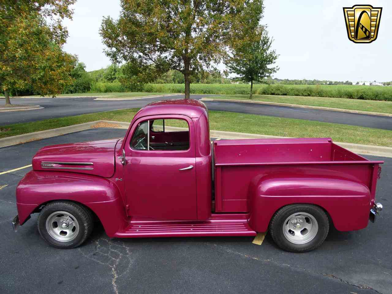 Large Picture of Classic '50 Ford Pickup Offered by Gateway Classic Cars - St. Louis - LVNS
