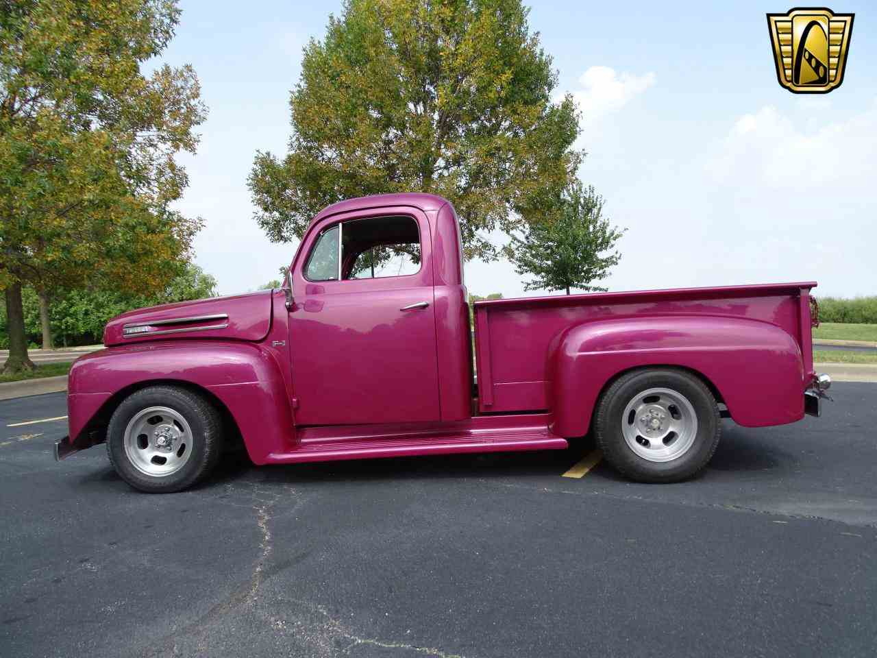 Large Picture of Classic 1950 Ford Pickup located in O'Fallon Illinois - $23,995.00 - LVNS