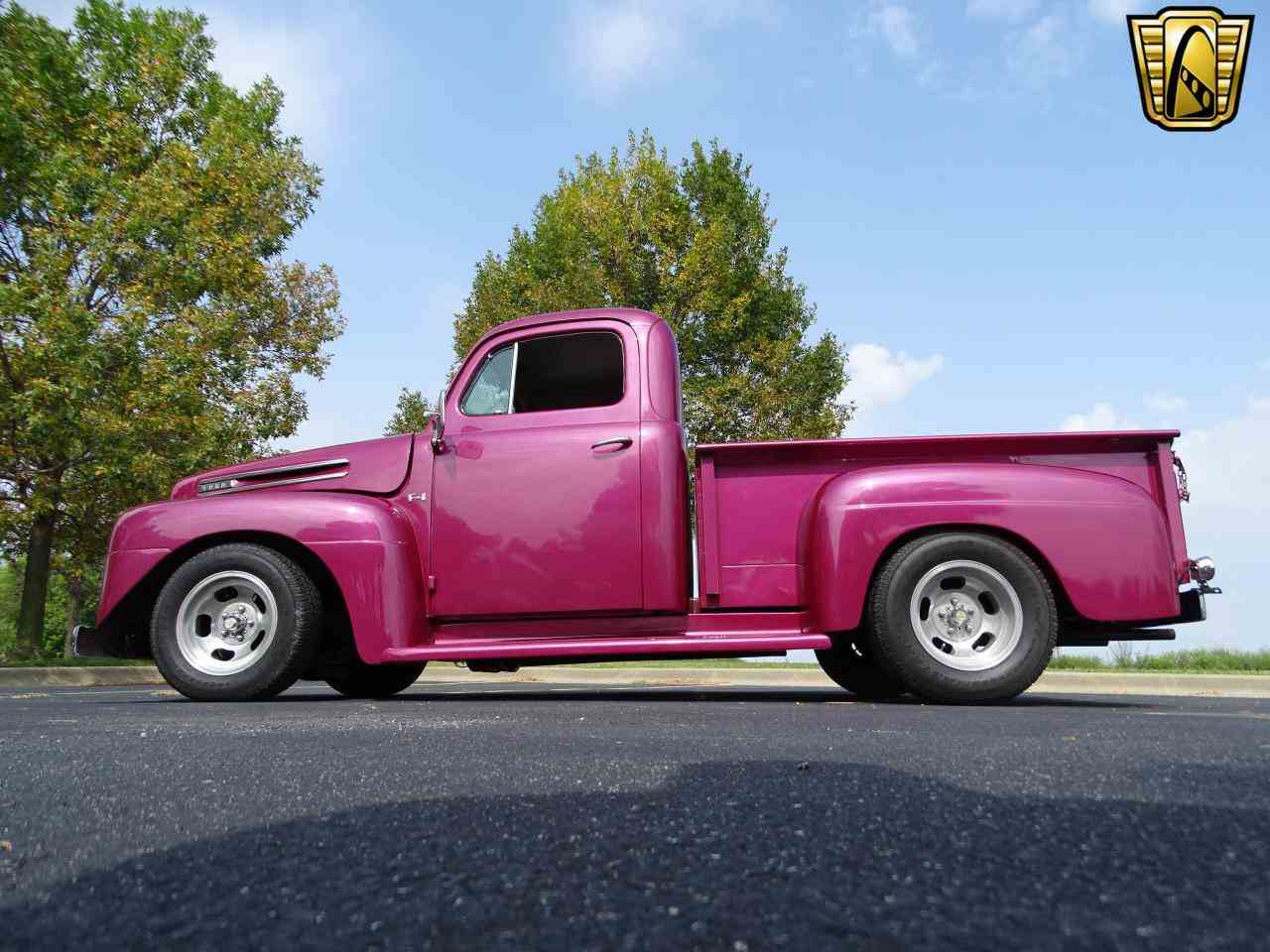 Large Picture of '50 Ford Pickup - LVNS