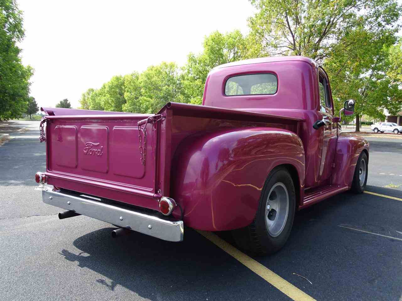 Large Picture of '50 Ford Pickup - $23,995.00 Offered by Gateway Classic Cars - St. Louis - LVNS