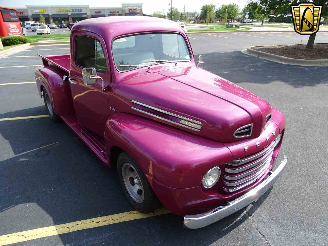 Large Picture of Classic 1950 Pickup - LVNS