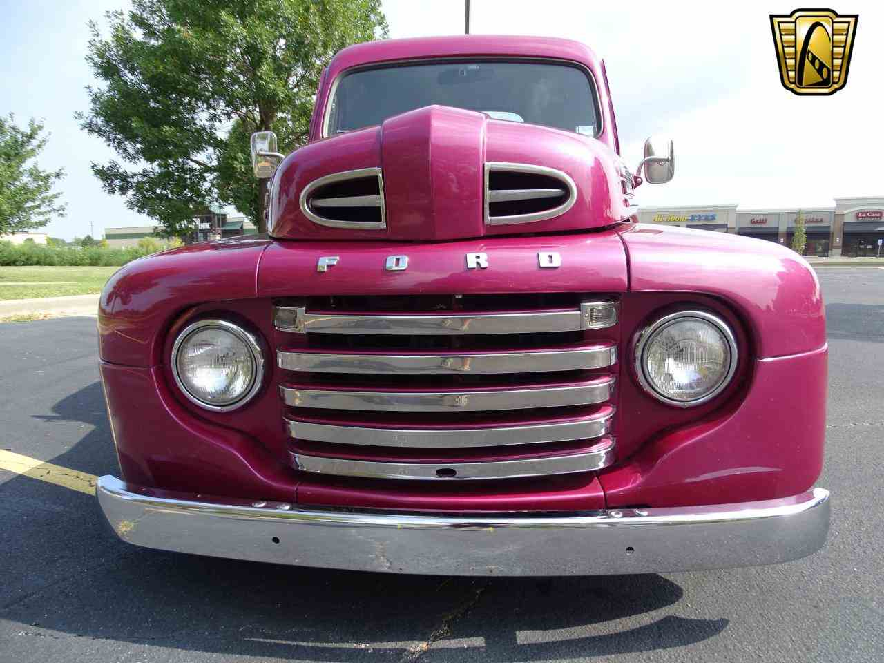 Large Picture of Classic '50 Ford Pickup - $23,995.00 Offered by Gateway Classic Cars - St. Louis - LVNS