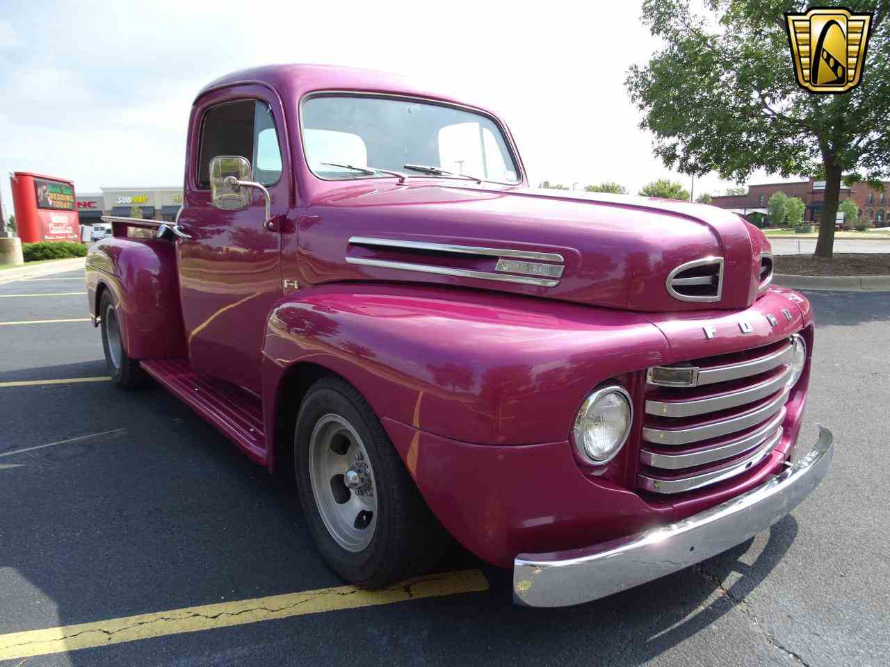 Large Picture of 1950 Pickup located in O'Fallon Illinois Offered by Gateway Classic Cars - St. Louis - LVNS