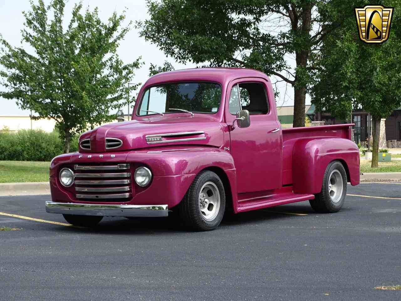 Large Picture of '50 Ford Pickup located in Illinois Offered by Gateway Classic Cars - St. Louis - LVNS