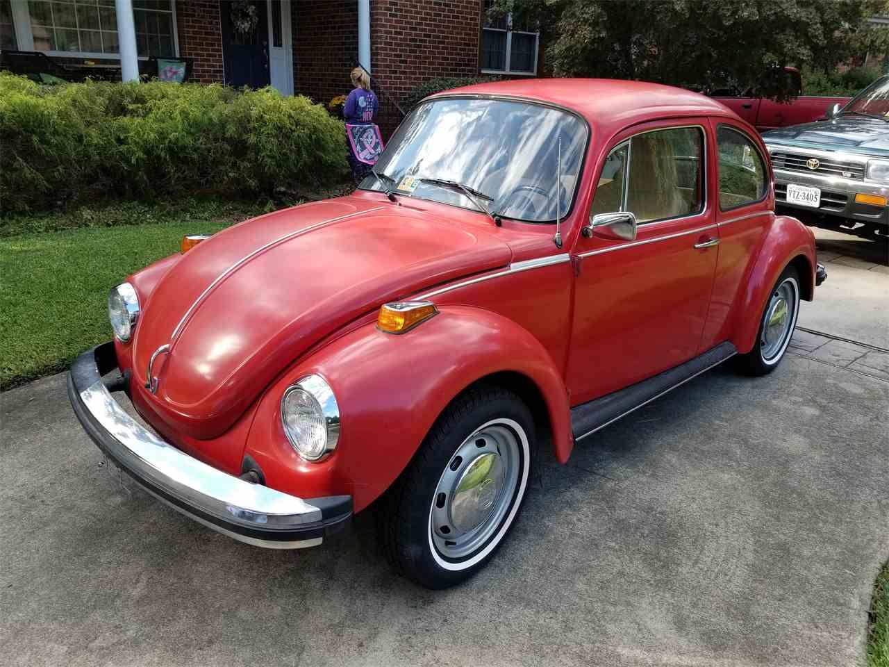1974 Volkswagen Super Beetle for Sale | ClicCars.com | CC-1028129