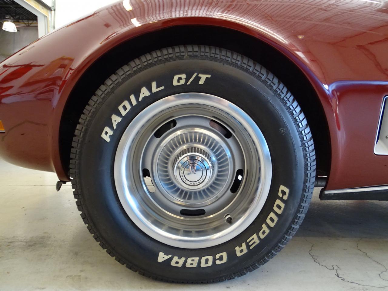 Large Picture of '69 Corvette - LVNX