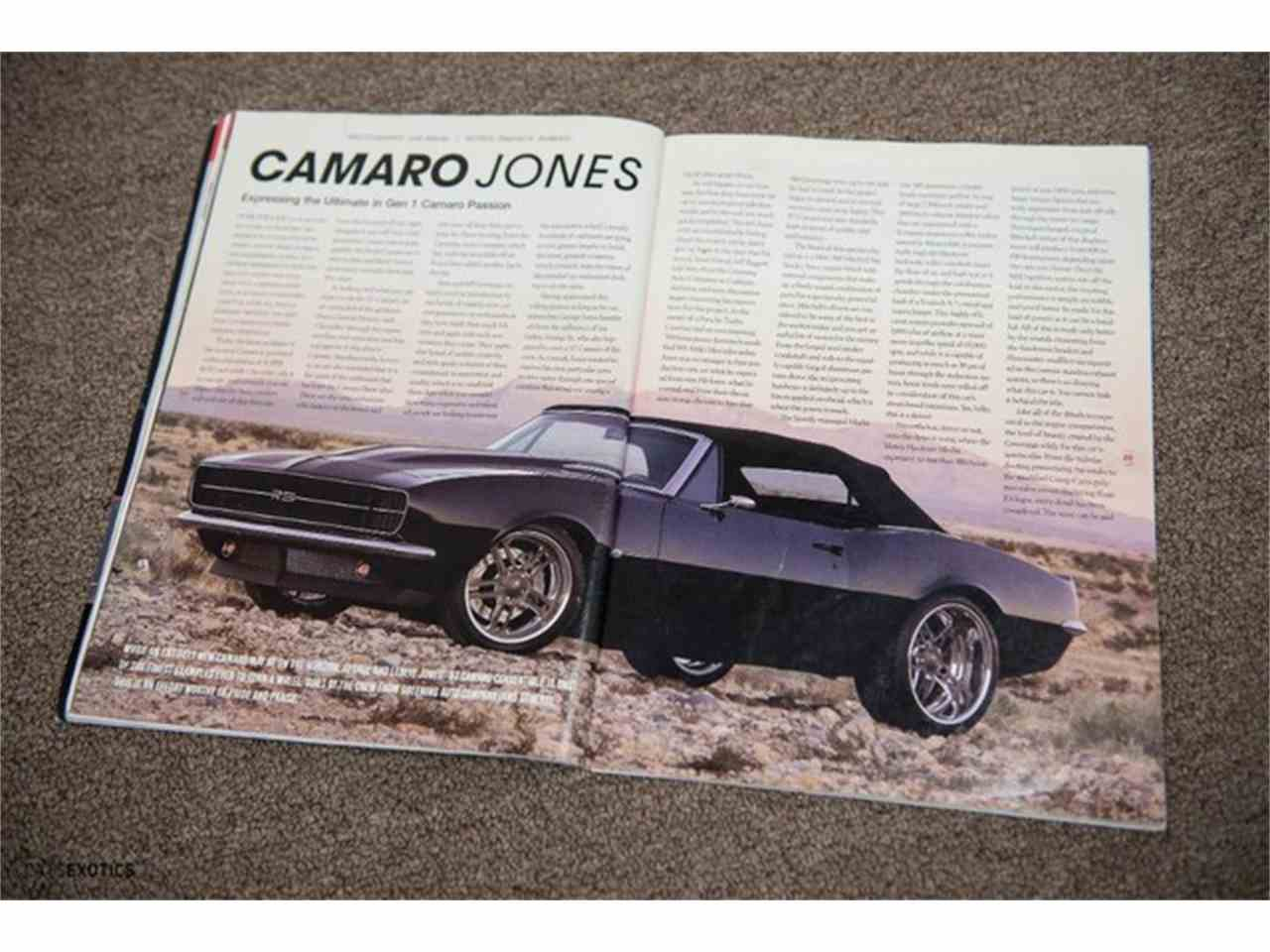 Large Picture of '67 Camaro - LVNZ