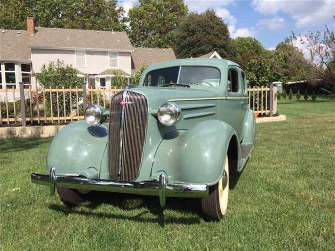 1936 Chevrolet Sedan for Sale | ClassicCars.com | CC-1028193